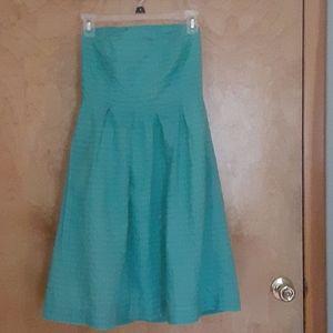 J. Crew Strapless Dress Size 2
